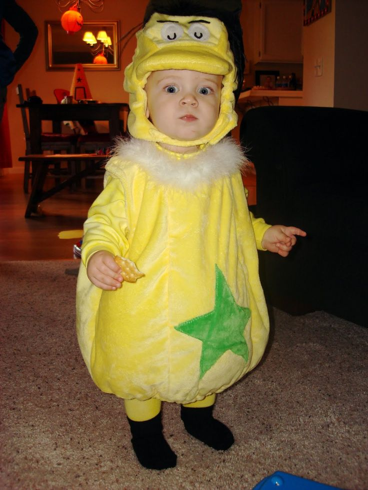 starbelly sneetch literary costumeshalloween havochalloween 2014halloween costumesbaby costumesdr suesskid stuffgrinchhallows eve - Baby Grinch Halloween Costume