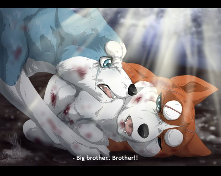 Brother's death by EvilSonikku