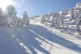Skiing in a more temperate climate never looked this good. The Troodos mountain range is only a 40 minute drive from Cyprus' 4 main cities of Nicosia, Larnaca, Limasssol and Paphos.