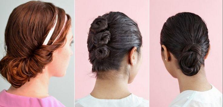 138 best images about peinados de moda on pinterest bobs - Peinados de moda faciles de hacer en casa ...