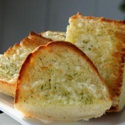Great Garlic Bread Allrecipes.com
