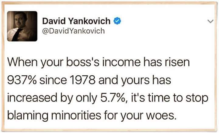 My mom pointed out the fact that minimum wage was only a out $4 then so not quite but it is still a huge difference.