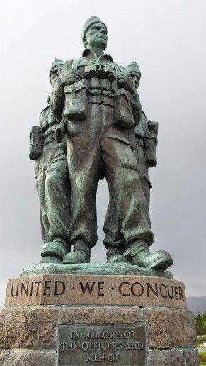 Commando Memorial igen.
