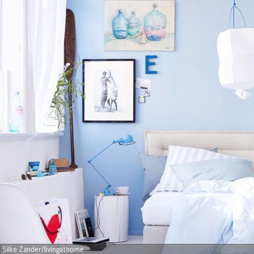 49 best Wohnen im maritimen Stil images on Pinterest | Bedroom ...