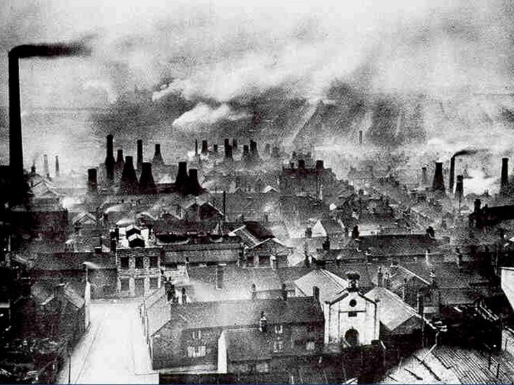 industrial revolution and the steam engine essay