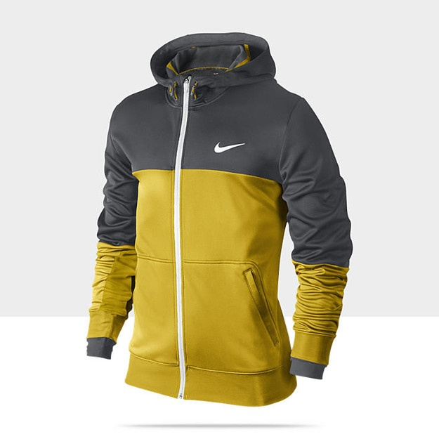 Nike herren jacke practice full zip knit hoody