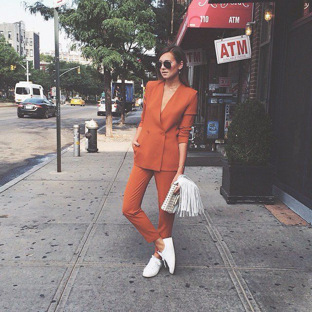 Pin for Later: Our Feeds Are Filling Up With NYFW Prep  We Wore What's Danielle Bernstein remembers . . . what she wore.