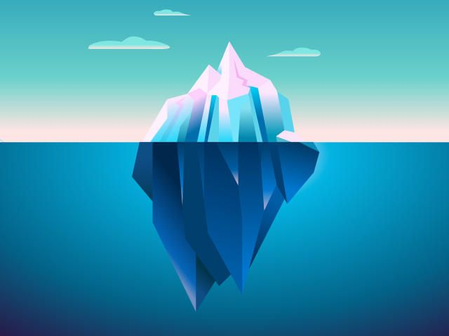 Iceberg Minimal Wallpaper Hd Minimalist 4k Wallpapers Images Photos And Background Wallpapers Den Minimal Wallpaper Minimalist Wallpaper Wallpaper Minimal artwork minimalist wallpaper 4k