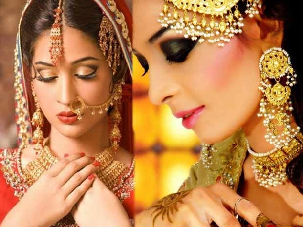 Know How To Do Your Own Bridal Make Up Indian