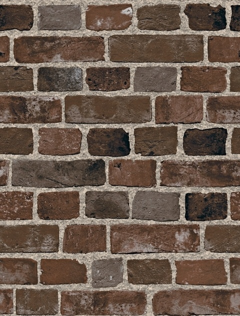 10 best images about brick wall paper on pinterest faux for Prepasted wallpaper