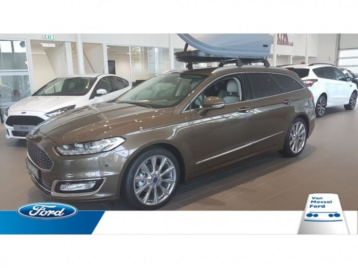 Ford Mondeo  Description: Ford Mondeo Vignale Wagon 2.0 TDCi Bi-Turbo 210pk Powershift NU MET?12.618- KORTING!  Price: 733.52  Meer informatie