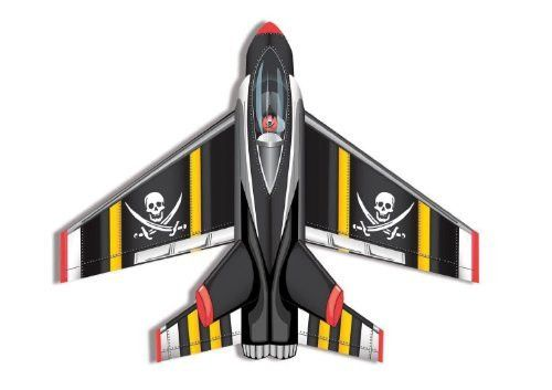 Flying Aces Mach 1 Jet 37 Inch Kite