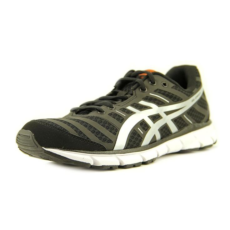 ASICS Men's Gel-zaraca 2 Running Shoe,Black/Silver/Copper,6