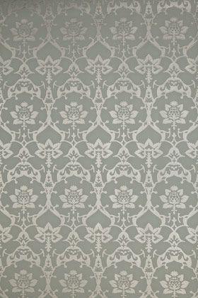 Brocade BP 3208, Farrow and Ball Wallpaper