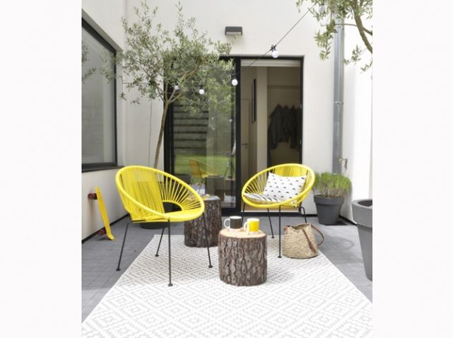 Tapis outdoor pour patio
