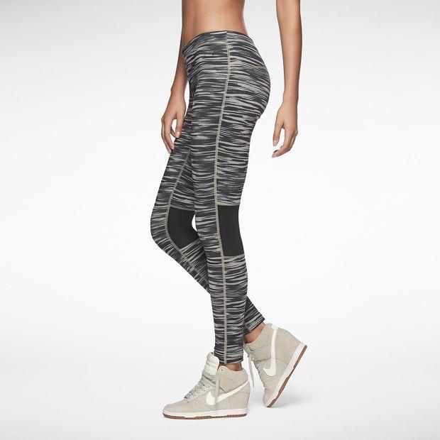 Nike Scratch Print Women's Leggings