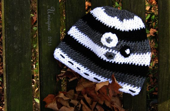 Winter Beanie Cap by uniquehats09 on Etsy, $12.00
