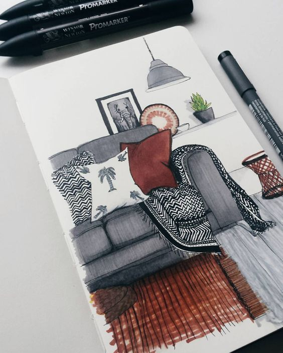 Rendering #interiordesign