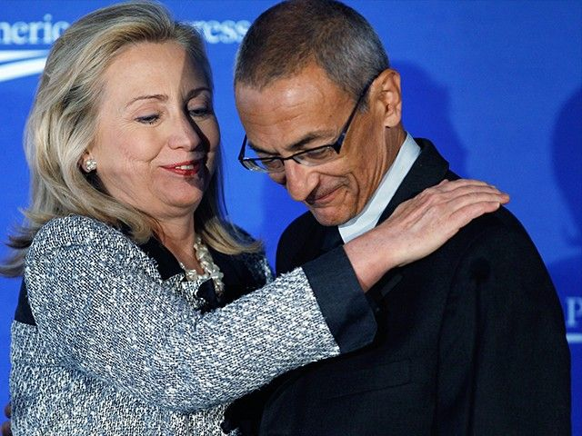 (Breitbart) – Hillary Clinton's campaign chairman John Podesta sat on the board of a small energy company alongside Russian officials that received $35 million from a Putin-connected Russian government fund, a relationship Podesta failed to fully disclose on his federal financial disclosures as required by law. That's one of the many revelations from a 56-page ...