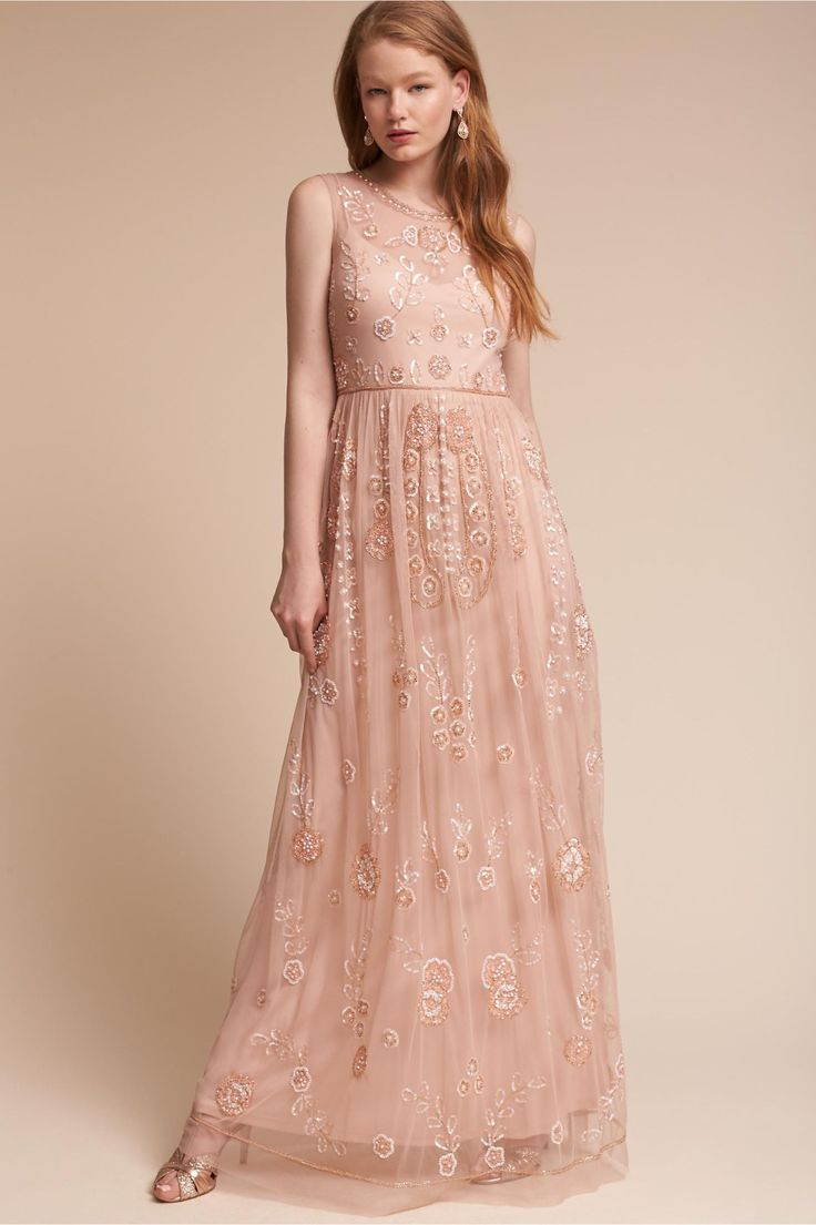 571 best blush wedding ideas images on pinterest blush for Antique inspired wedding dresses