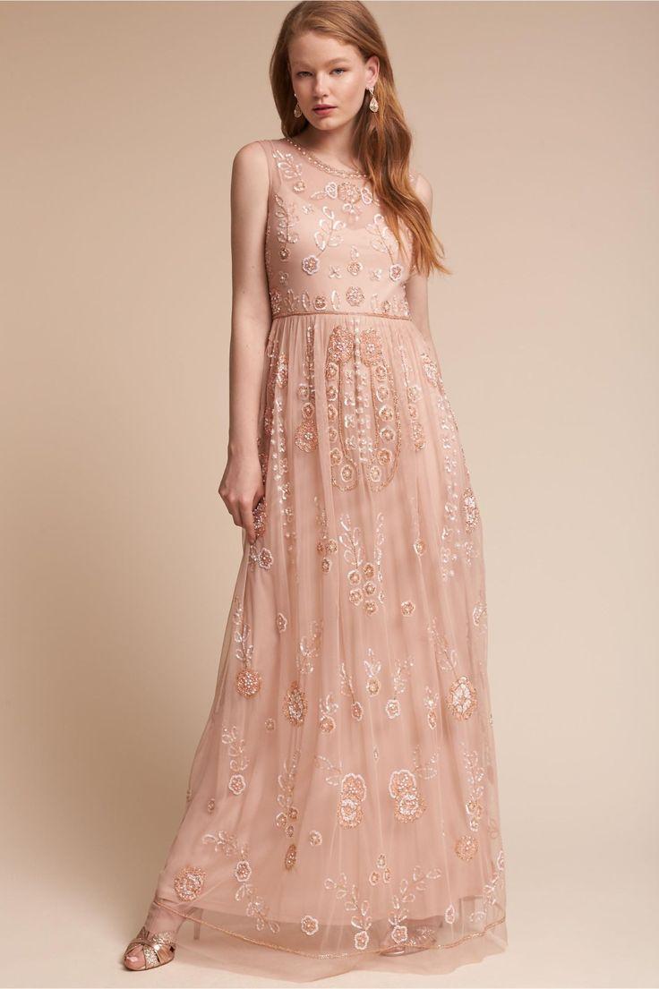 571 best blush wedding ideas images on pinterest blush for Antique inspired wedding dresses