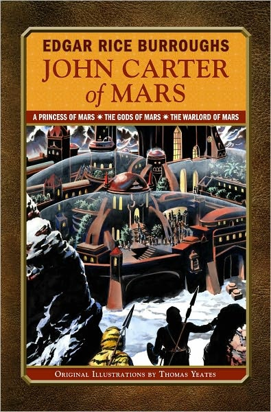 The Warlord of Mars John Carter of Mars