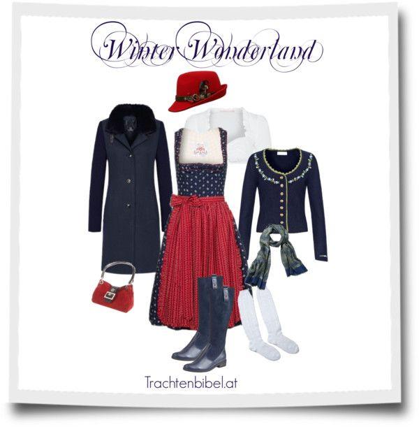 Dirndl-Style: Winter Wonderland zum Nachshoppen