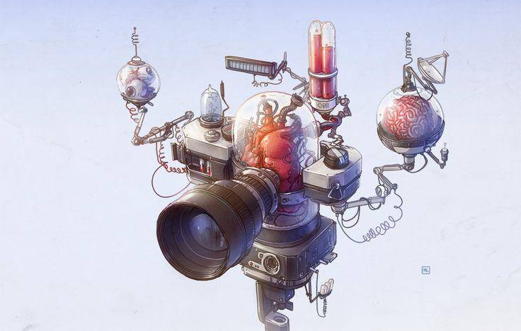 MICHAL DZIEKAN: Anatomy of the Camera