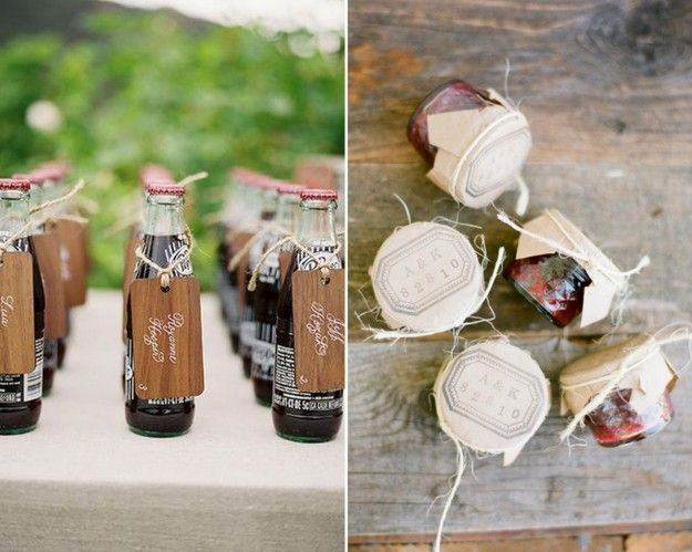 10 idee per bomboniere low cost e bomboniere gastronomiche 10 ideas for low cost party favor