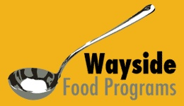 Wayside Food Programs - offering food rescue, community meals, and mobile food pantries