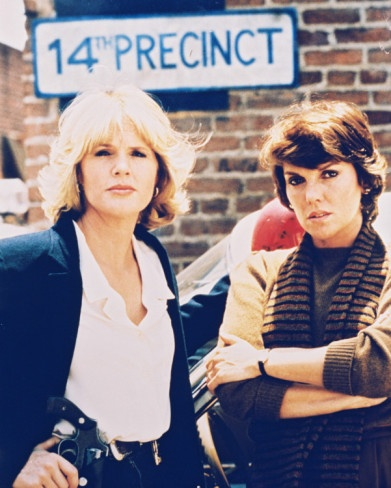 Cagney & Lacey. In this case I would have gone for the blonde. She was smarter ;)