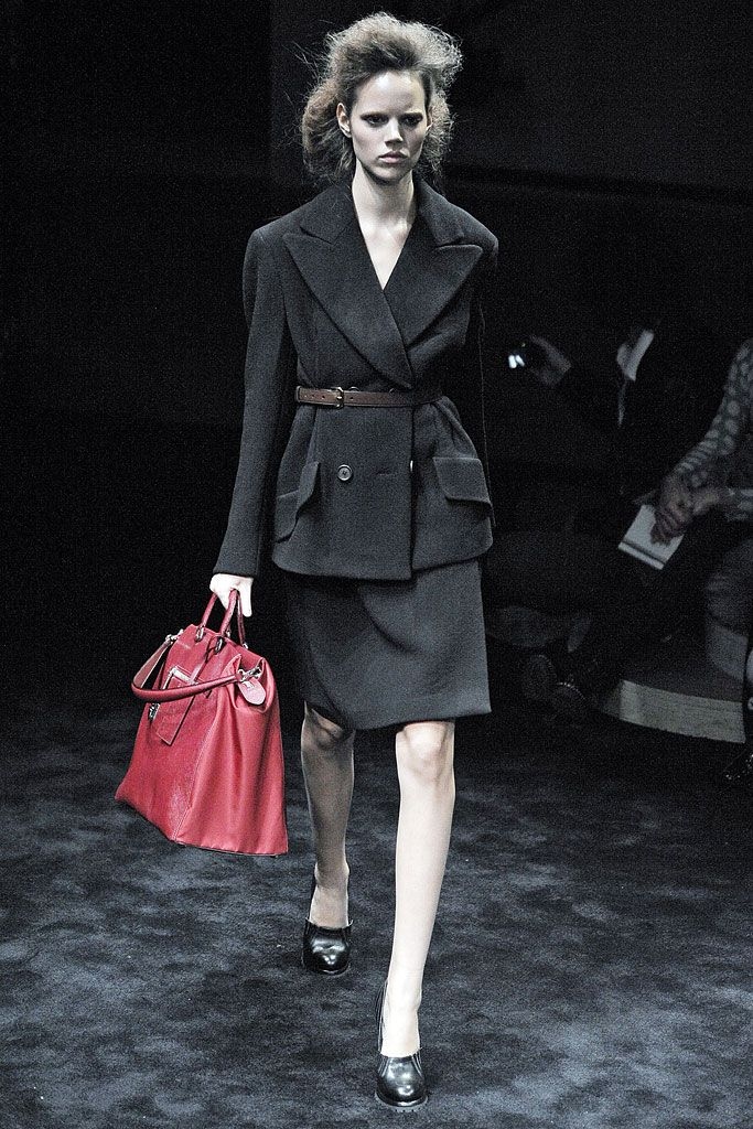 Prada - Fall 2009 Ready-to-Wear - Look 14 of 41