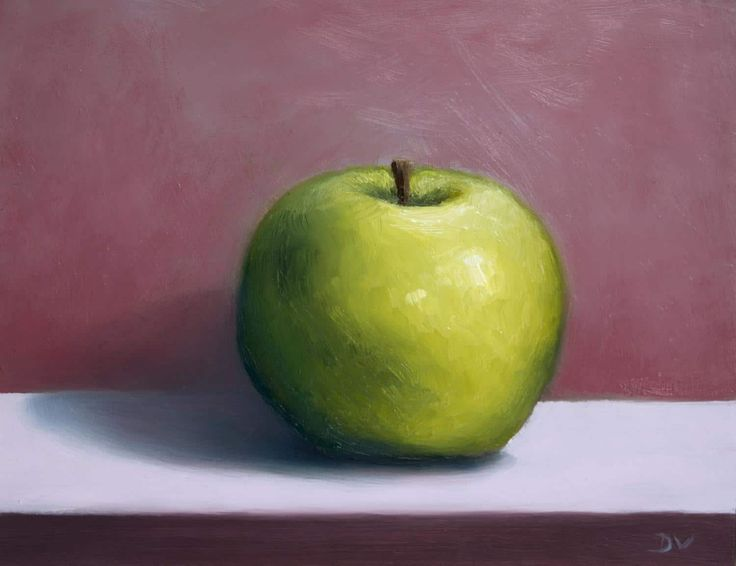 View Still life with green apple 2 by Damien Venditti. Browse more art for sale at great prices. New art added daily. Buy original art direct from international artists. Shop now