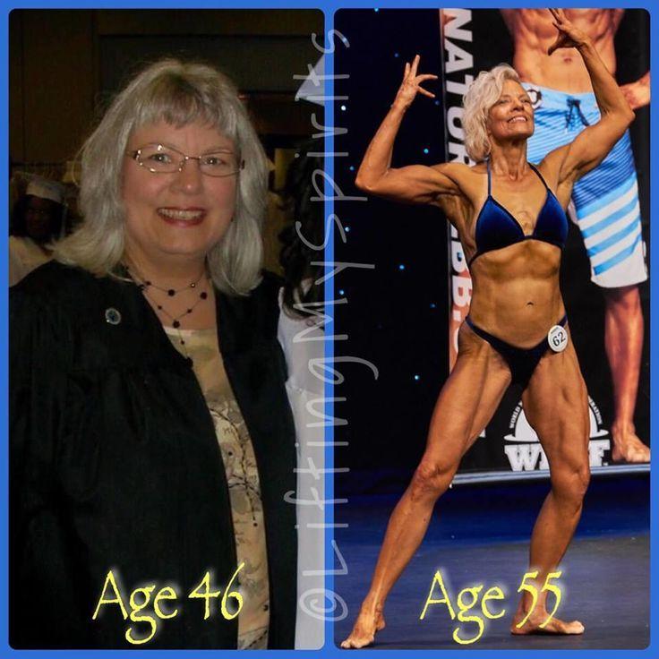 Lara Dibildos vor und nach dem Abnehmen