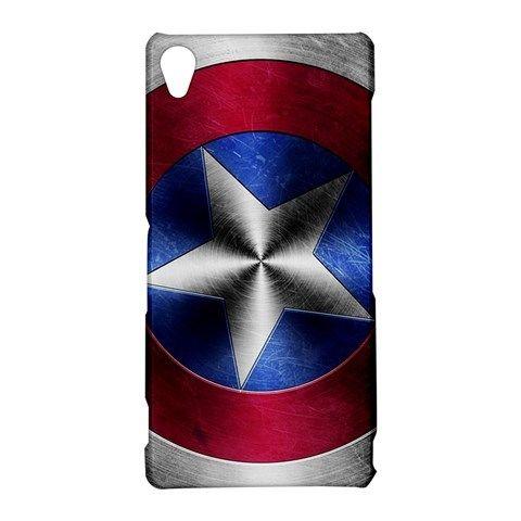 Shield Captain America Sony Xperia Z3 Case Hardshell