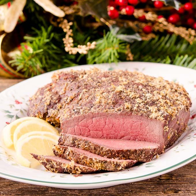 Easy beef sirloin tip roast recipe