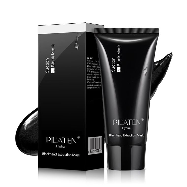 How to remove blackheads - PILATEN Black Mask - 60g Tube - PILATEN® - Get Yours Today!
