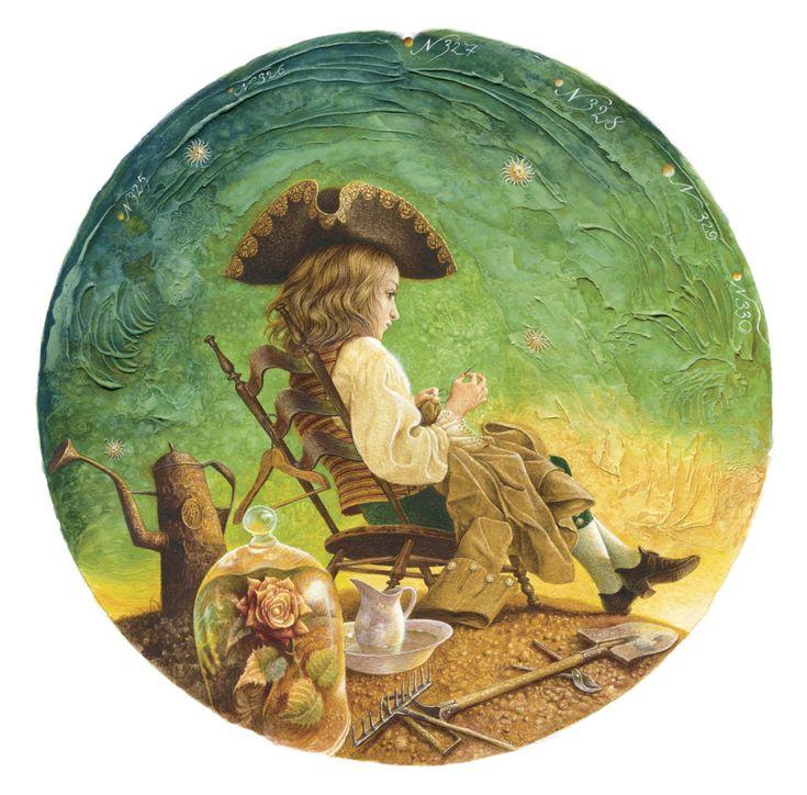 """И снова - """"Маленький принц""""-Иллюстрации и цитаты. Обсуждение на LiveInternet - Российский Сервис Онлайн-Дневников"""