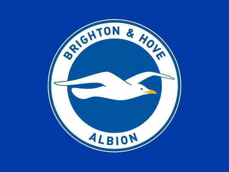 Brighton and Hove Albion crest.