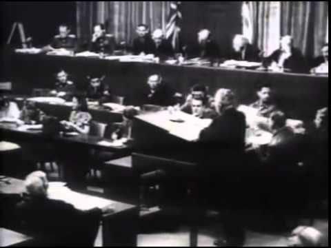 Nuremberg Trials - One of mankind's most noble moments. Justice in the face of the most brutal events in world history,. The History Channel - 46 minute documentary