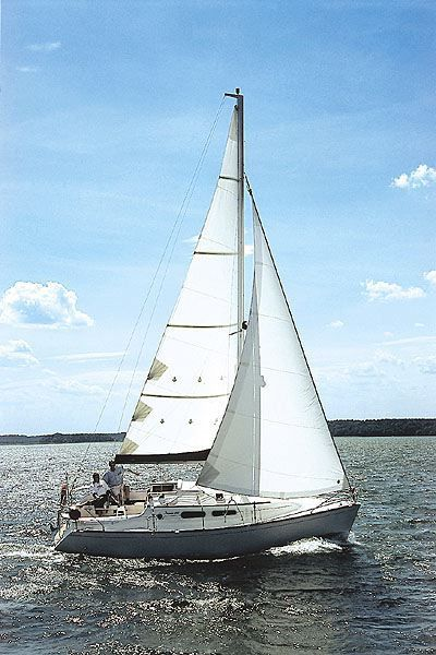 On a sailboat, any sailboat, in the sun, feeling the wind as you hoist the sails or turn, and the spray as you cut through the water.