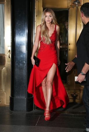 Why Gigi Hadid is selling her New York apartment; Collette Dinnigan has a new lingerie line
