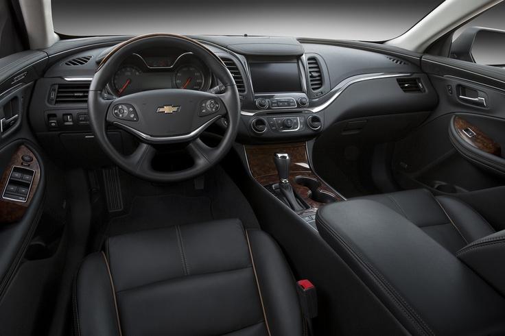 2014 Chevrolet Impala LTZ mega-gallery