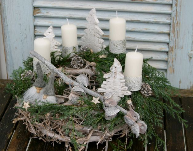 1000 images about x mas adventskranz on pinterest advent wreaths advent and advent candles. Black Bedroom Furniture Sets. Home Design Ideas