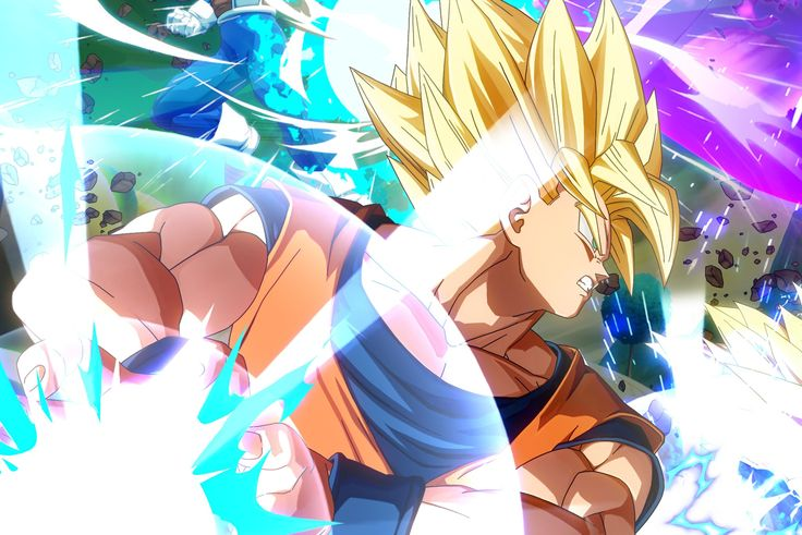 En attendant de voir quels autres personnages vont rejoindre le roster de Dragon Ball FighterZ, la branche européenne de Bandai Namco Entertainment a mis en ligne une nouvelle vidéo consacrée entièrement à Goku. Je vous rappelle que si vous précommandez le jeu, vous pourrez alors avoir accès aux versions Super Saiyan Blue de Goku et Vegeta dès le lancement du jeu, à deux avatars exclusifs dans les lobbys en ligne mais aussi à un accès anticipé à l'open bêta du jeu. En savoir plus sur…