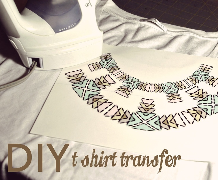 shirt transfer