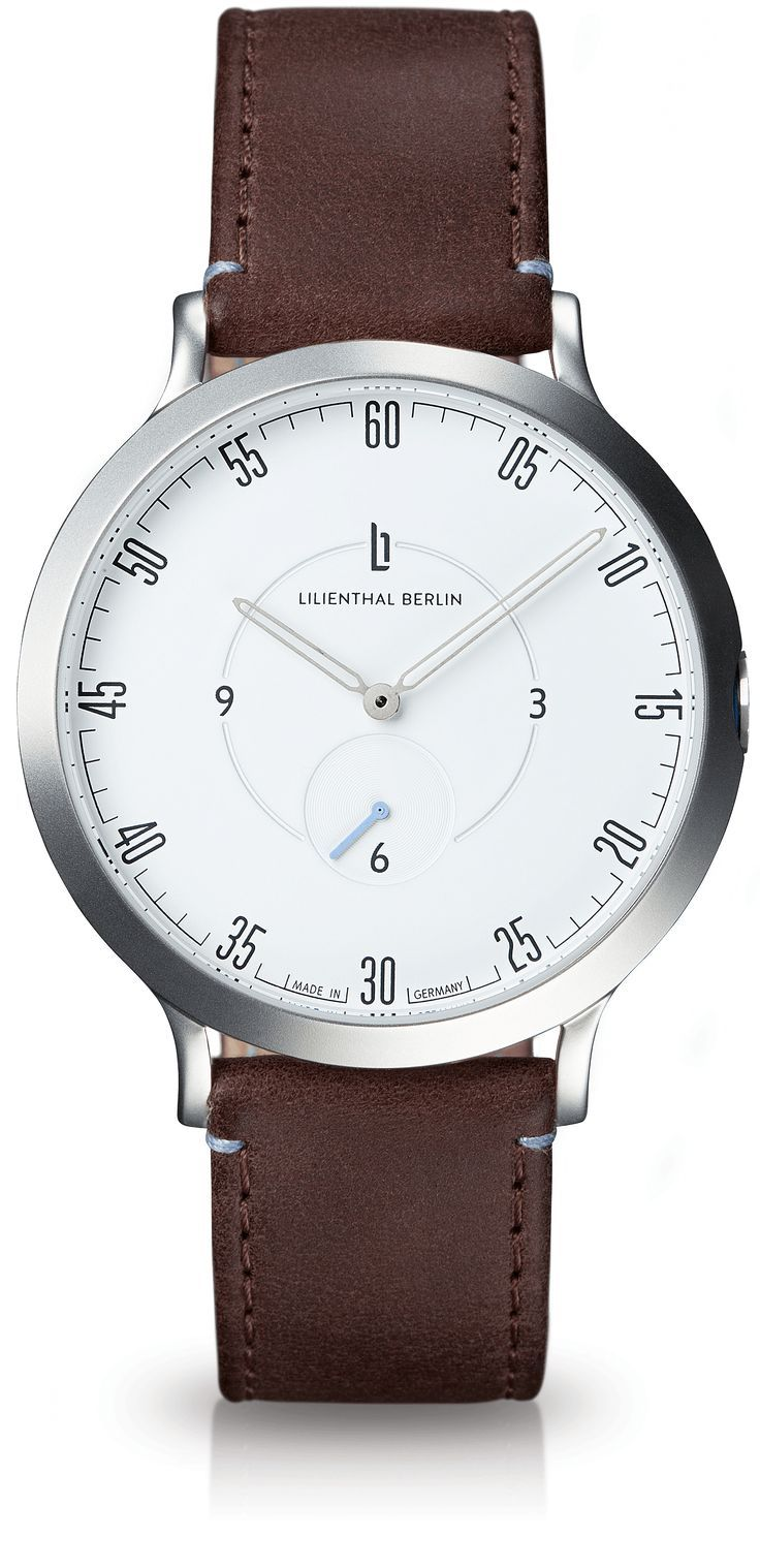 L1 | Armbanduhren | Lilienthal Berlin - Die neue Uhr aus Berlin