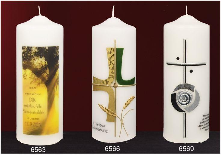 Trauerkerzen - Design- und Kirchenkerzen seit 1792