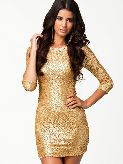 8 best images about Gold Party Dresses For Women on Pinterest ...
