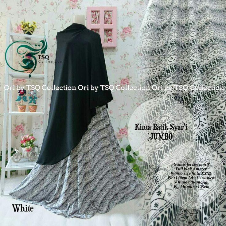 Jual Baju Gamis Jumbo B135 Kinta Syar'i Batik Keren - Cek sekarang juga disini http://www.bajugamisku.com/baju-gamis-jumbo-b135-kinta-syari-batik